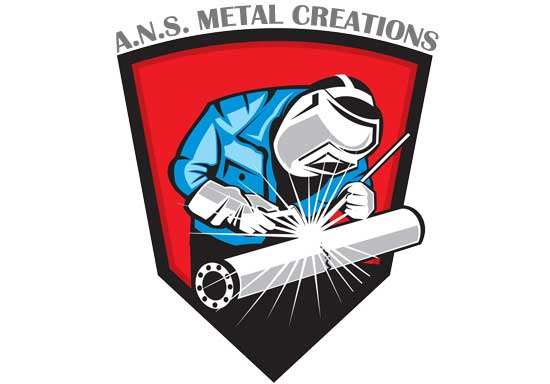 ans metal creations logo